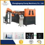 Máquina del moldeo por insuflación de aire comprimido del agua mineral