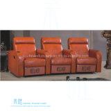Modernes ledernes Recliner-Sofa für Heimkino (HW-J09S)