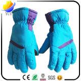 Del viento de la lluvia del adulto guantes al aire libre calientes del resbalón no