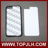 Dekking van de Telefoon van de sublimatie de 2D Plastic voor iPhone6/6s