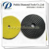 대리석과 화강암을%s 다이아몬드 닦는 패드