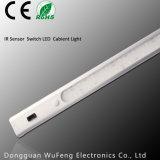 10-30V 400mm IR Sensor LED Lámpara de tira de aluminio