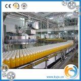 Fruchtsaft, der Füllmaschine-Zeile bildet