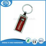 아연 합금은 주물 금속 에폭시 Keychain를 정지한다