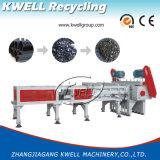 Einzelne Plastikwelle-zerreißende Maschine/zerreißende Plastikmaschine