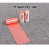 Sacos plásticos perfurados Leakproof resistentes de Trahs do rolo dos sacos de lixo