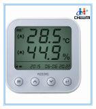 [أس105] داخليّ إنذار درجة حرارة مرطاب, ميزان حرارة صناعيّة إلكترونيّة
