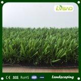 Decoração quente da venda e fábrica artificial da grama da paisagem diretamente