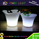 Salon de meubles de barres Décoratifs LED Lighted Bucket