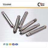 Вал кованой стали точности CNC фабрики ISO подвергая механической обработке