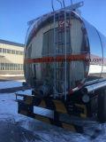54 000 litros de oliva del aceite de acoplado inoxidable del petrolero