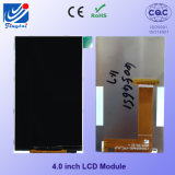 Touch Panel RGB Stripes Résolution 320RGB * 480 4.0inch LCD TFT