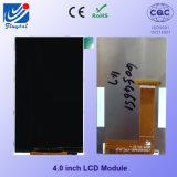 Resolutie 320RGB*480 4.0inch LCD TFT van de Strepen van het Comité van de aanraking RGB