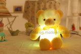 Het gevulde Stuk speelgoed van de Gift van de Teddybeer met het LEIDENE Licht van de Nacht, 20-duim