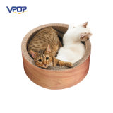 Cat Furniture Cat Scratch Round Box Circular Cat Scratcher House