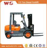 Hochwertiger konkurrenzfähiger Preis 2.5 Tonnen-Dieselgabelstapler