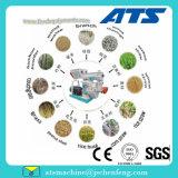 Molino certificado Ce de la pelotilla de la biomasa 1tph con el motor de Siemens