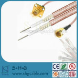 50 ohms Kabel van Rg179 van de Coaxiale