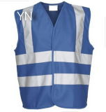 Olá! veste da segurança de tráfego da classe 2 do Vis da fábrica