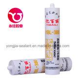 Vedador acético do silicone da classe elevada para o indicador da liga de alumínio (YBL-380)