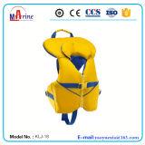 大きい浮力二重カラー子供の救命胴衣