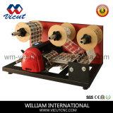 Het nieuwe Broodje van het Type om de Vinyl Scherpe Machine van het Etiket te rollen (vct-LCR)