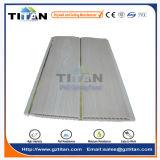 Panneaux de plafond en plastique de PVC de cannelure dans Guangdong Chine