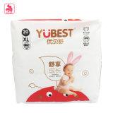 Marcas de fábrica adultas disponibles secas y cómodas de la venta barata del bebé del pañal