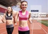 Бюстгальтер йоги Lsport женщин высокого качества/бюстгальтер йоги износа пригодности вскользь
