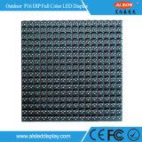 Im Freien P16 BAD örtlich festgelegter LED videowand-Bildschirm für Anschlagtafel