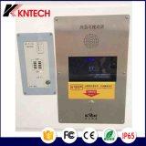 "7 "" телефон Knzd-60 двери IP внутренной связи ГЛОТОЧКА цифров TFT-LCD видео-"