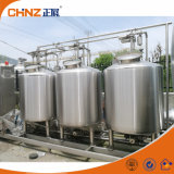 Lavadora semi auto del sistema de la limpieza de la unidad del CIP de la cervecería de la categoría alimenticia