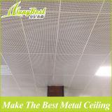Dekoratives Aluminiummetall durchlöchert Klipp-in den Decken-Fliesen