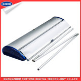 Preço por atacado Alumínio Wide Base Roll up Stand for Advertising