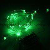 Fée Chaîne Seed Arbre de Noël Vert clair Couleur 20 LED