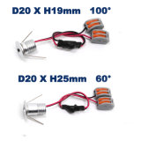 1W 12V 24V Minibirnen-Schrank-Licht PFEILER LED Lampe