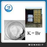 Oplosbare stof in Water 99% Kbr van het Bromide van het Kalium van de Geneeskunde