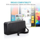 Haut-parleur stéréo sans fil portatif de haute fidélité de haut-parleurs de Bluetooth avec 7 DEL
