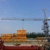 Кран башни конструкции набора верхней части фабрики крана башни Китая