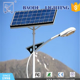 réverbère solaire de 30/50/60/100W DEL (BDL90W)