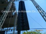 Vt4888 verdoppeln 12 Methoden-im Freienzeile Reihen-Lautsprecher des Zoll-3 für Ausflug-Ton