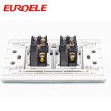 بيضاء لون حاسوب [1227037مّ] [250ف/10ا] كهربائيّة جدار مجموعة مفاتيح