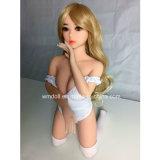 Nieuwe Doll van het Geslacht van het Silicone van de Hoogste Kwaliteit van 100cm Levensechte met Skelet