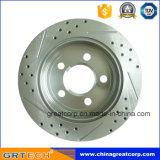 Disco del freno trasero de la alta calidad 18021354 para Chevrolet