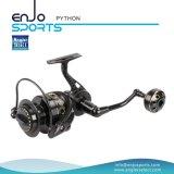 O giro seleto do pescador/reparou o carretel do equipamento de pesca do carretel (SFS-PN600)