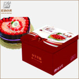 Kundenspezifischer Kuchen-Papierverpackenkasten