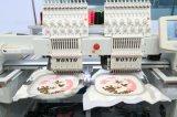 2개의 헤드에 의하여 전산화되는 모자, t-셔츠 및 자수 기계 중국 편평한 가격 Wy902c/Wy1202