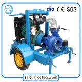 Máquina horizontal da bomba de dreno da agricultura do motor Diesel