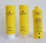 FDA Offsetdrucken-kosmetisches flaches ovales Plastikgefäß-Verpacken