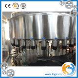 3 en 1 máquina de embotellado del agua de la bebida para la línea de embotellamiento
